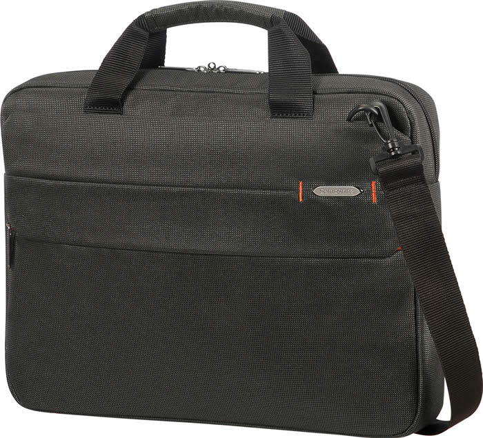 "Maletín SAMSONITE Network. Compartimento de 16"". Color negro  (01CSACC8002 NE)"