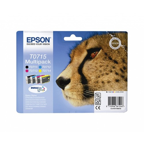 CARTUCHO EPSON T0715 MULTIPACK