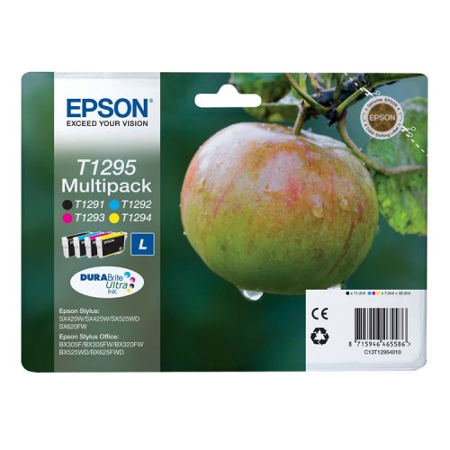 CARTUCHO EPSON T1295 MULTIPACK