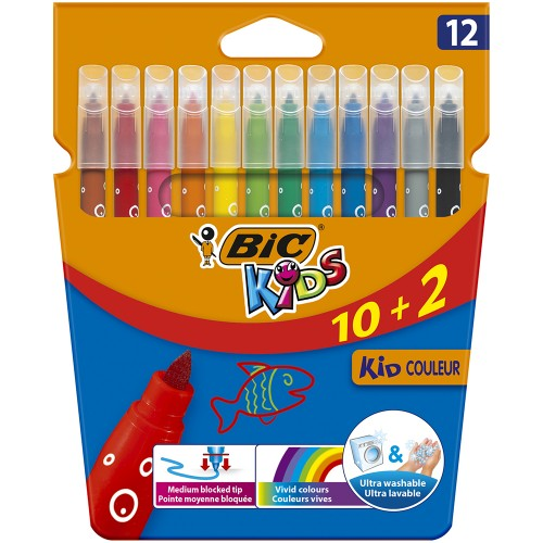 Rotuladores  BIC Couleur12