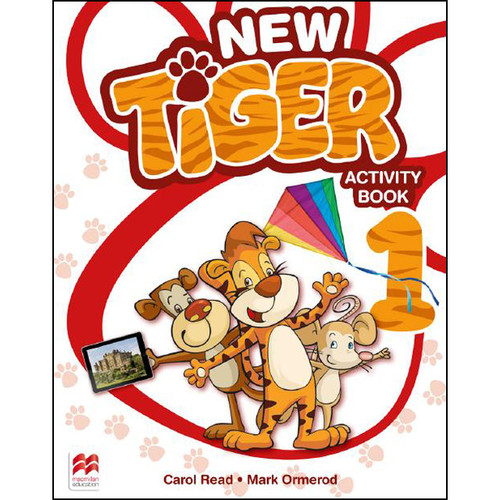 New Tiger 1- Activity book