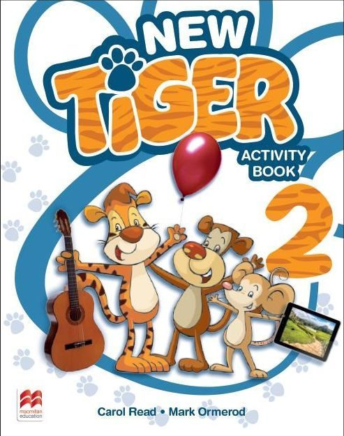 New Tiger 2- Activity book