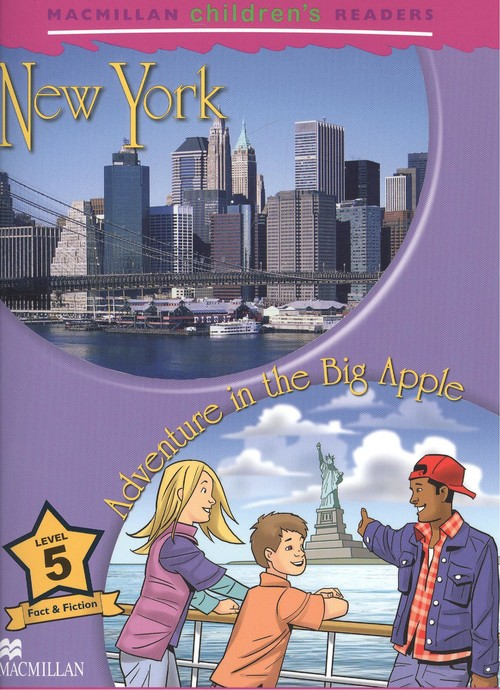 New york: adventure in the big apple