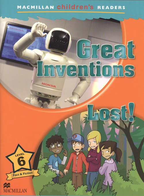 Great inventions: Lost!