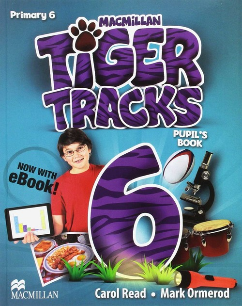 Tiger tracks 6 - Pupil`s book