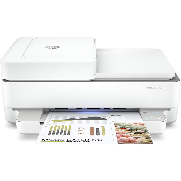 Impresora Hp Envy Pro 6420 Aio Printer (5Se45B)